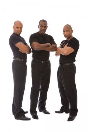 three security guard