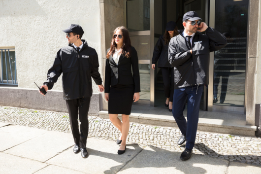 5 Cool Reasons to Hire a Private Security Detail